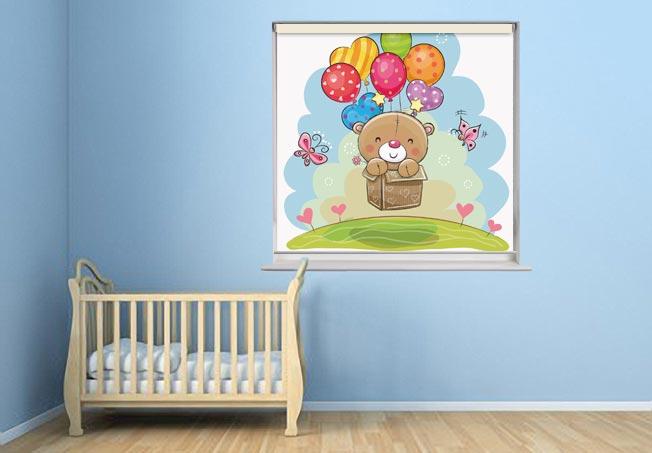 خاص ترین پرده ها برای اتاق کودک