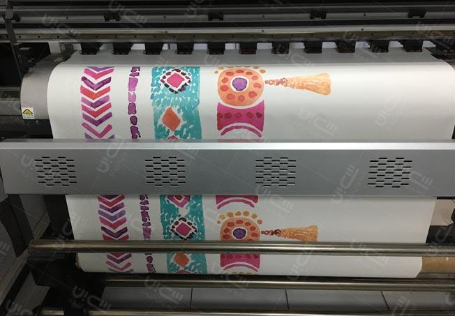 چاپ کاغذ دیواری